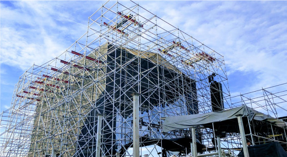 Scaffolding Sales & Services